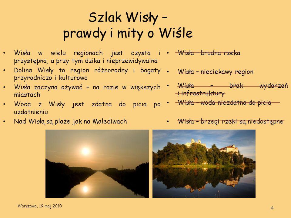 Szlak Wisły – prawdy i mity o Wiśle Wisła w wielu regionach jest czysta i przystępna, a przy tym dzika i nieprzewidywalna Dolina Wisły to region różno
