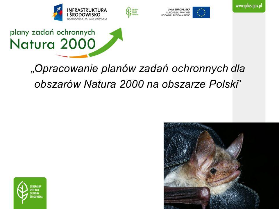Opracowanie planów zadań ochronnych dla obszarów Natura 2000 na obszarze Polski fot. H. Janowski