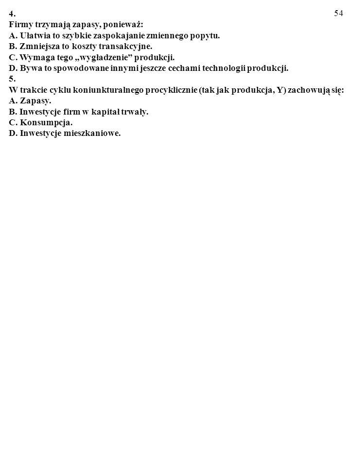 53 Test (Plusami i minusami zaznacz prawdziwe i fałszywe odpowiedzi) 1.