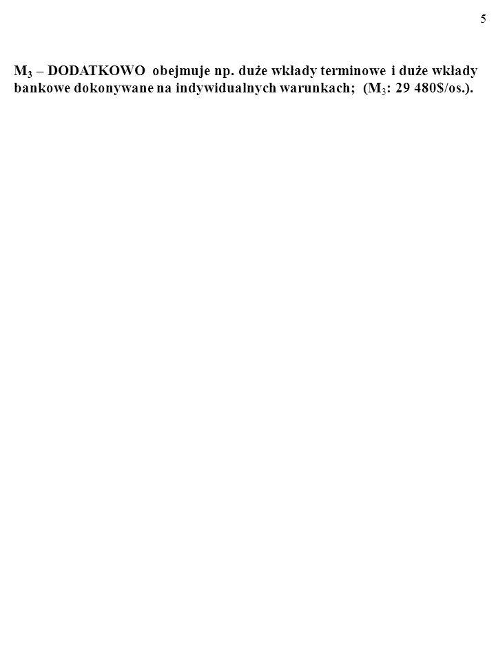 15 TEORIE TRANSAKCYJNE: MODEL BAUMOLA-TOBINA.1. cd.