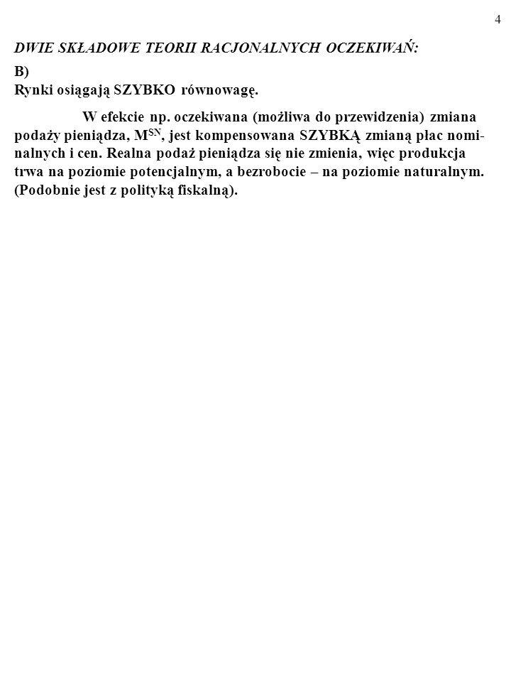 34 PRZYKŁAD PROSTEGO MODELU RBC (ang.
