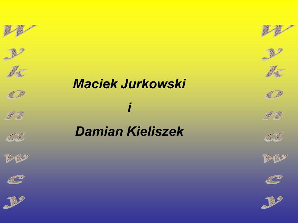 Maciek Jurkowski i Damian Kieliszek