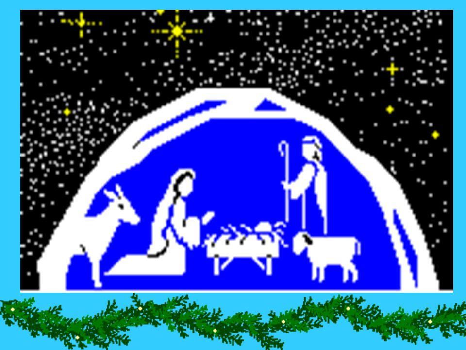 Nie bójcie się! Zwiastuję wam radość wielką, która będzie udziałem całego narodu: Dziś w mieście Dawida narodził się wam Zbawiciel, którym jest Mesjas