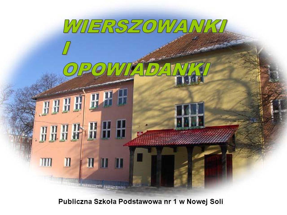 Publiczna Szkoła Podstawowa nr 1 w Nowej Soli