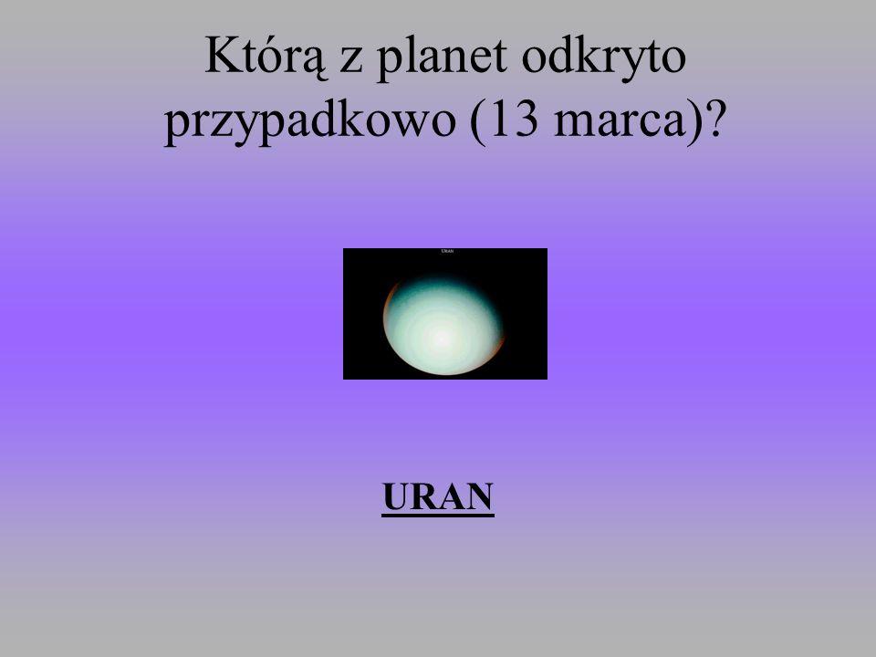 Podsumowanie lekcji. Sprawdź co zapamiętałeś/aś z opisu prezentowanych planet?!