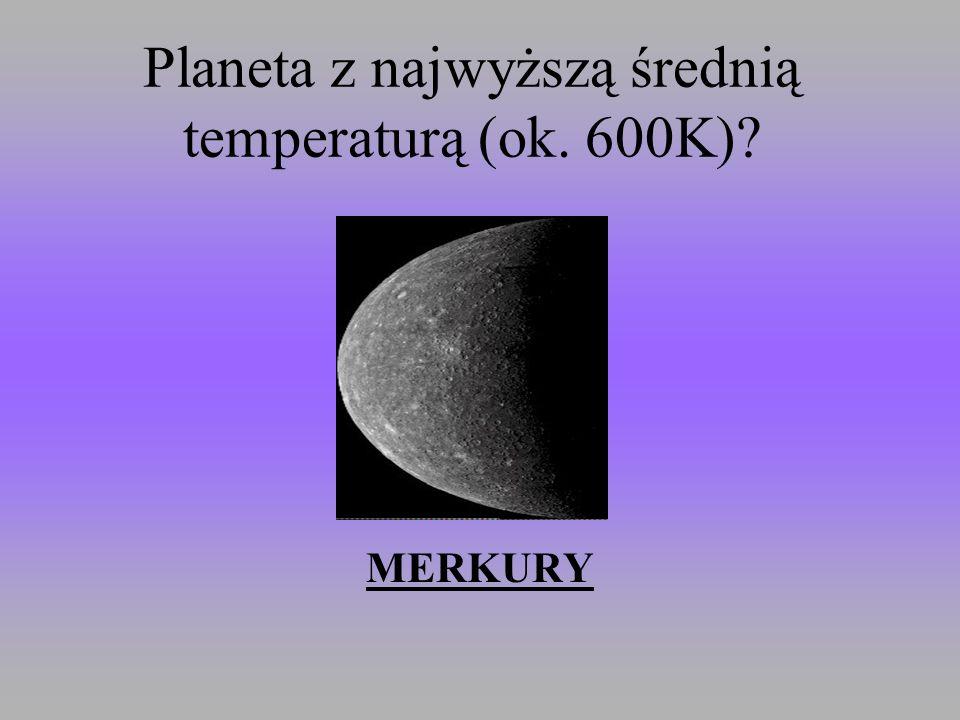 Skalista, czerwona planeta z kraterami? MARS
