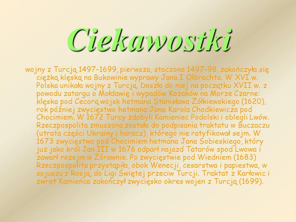 Transakcja wojny chocimskiej Transakcja wojny chocimskiej (1670– 75), epos heroiczny w 10 częściach, Wacława Potockiego, znany również jako Wojna chocimska, będący wierszowaną parafrazą łacińskiego diariusza Jakuba Sobieskiego (ojca króla Jana III).