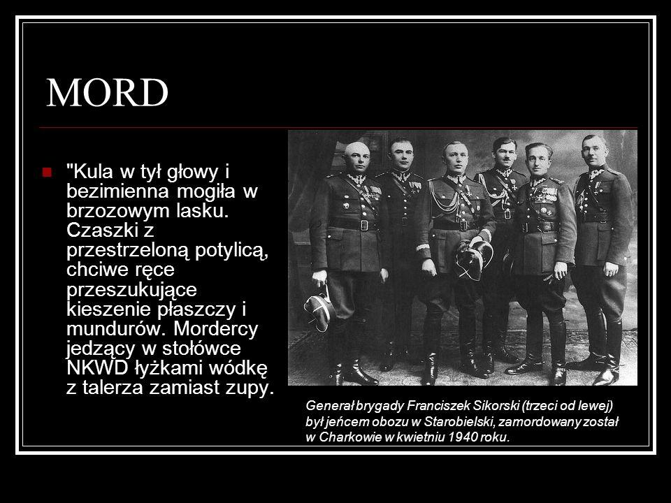MOGIŁY STAN DZISIEJSZY O pewnym brzasku w katyńskim lasku Strzelali do nas Sowieci...