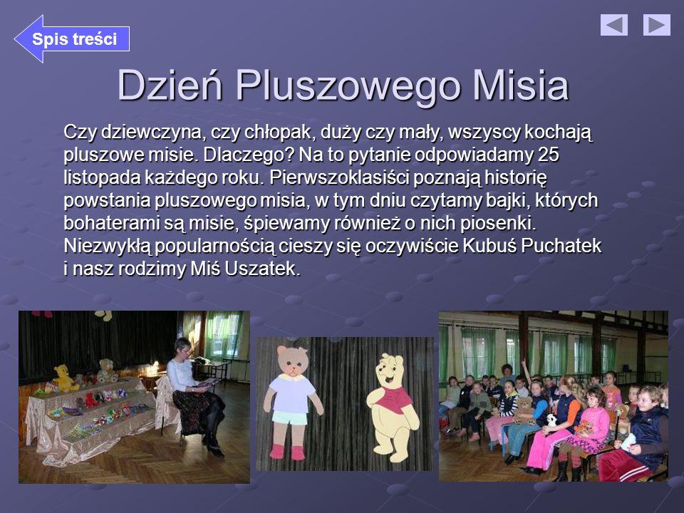 Dzień Pluszowego Misia Czy dziewczyna, czy chłopak, duży czy mały, wszyscy kochają pluszowe misie. Dlaczego? Na to pytanie odpowiadamy 25 listopada ka