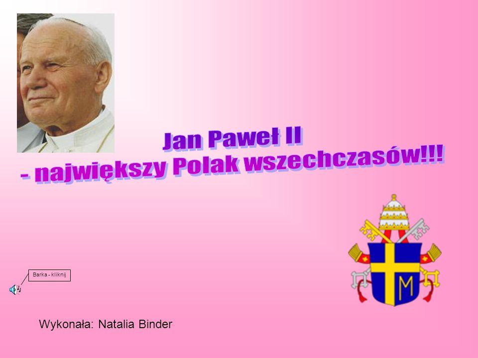 Karol Wojtyła urodził się w Wadowicach Wadowicach 18 maja 1920 roku.