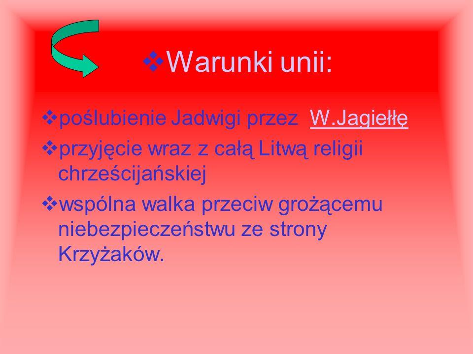 JADWIGA / ok.1373– 1399/ Córka Ludwika Węgierskiego i Elżbiety Bośniaczki.