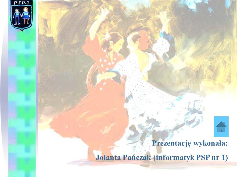Prezentację wykonała: Jolanta Pańczak (informatyk PSP nr 1)
