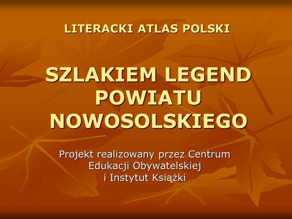 Cele projektu wyrównywanie szans edukacyjnych wyrównywanie szans edukacyjnych poznanie najbliższego środowiska i specyfiki swojego regionu poznanie najbliższego środowiska i specyfiki swojego regionu rozwijanie wiedzy o kulturze i historii swojej małej ojczyzny rozwijanie wiedzy o kulturze i historii swojej małej ojczyzny popularyzowanie literatury regionu popularyzowanie literatury regionu kształcenie umiejętności językowych oraz wrażliwości na piękno języka kształcenie umiejętności językowych oraz wrażliwości na piękno języka doskonalenie umiejętności pracy w grupie doskonalenie umiejętności pracy w grupie