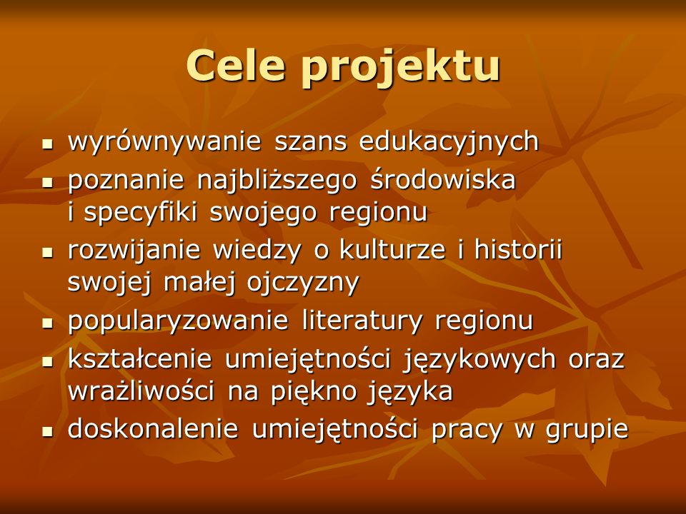 Realizatorzy projektu Paulina Frydrych kl.V B Kamila Krawczyk kl.