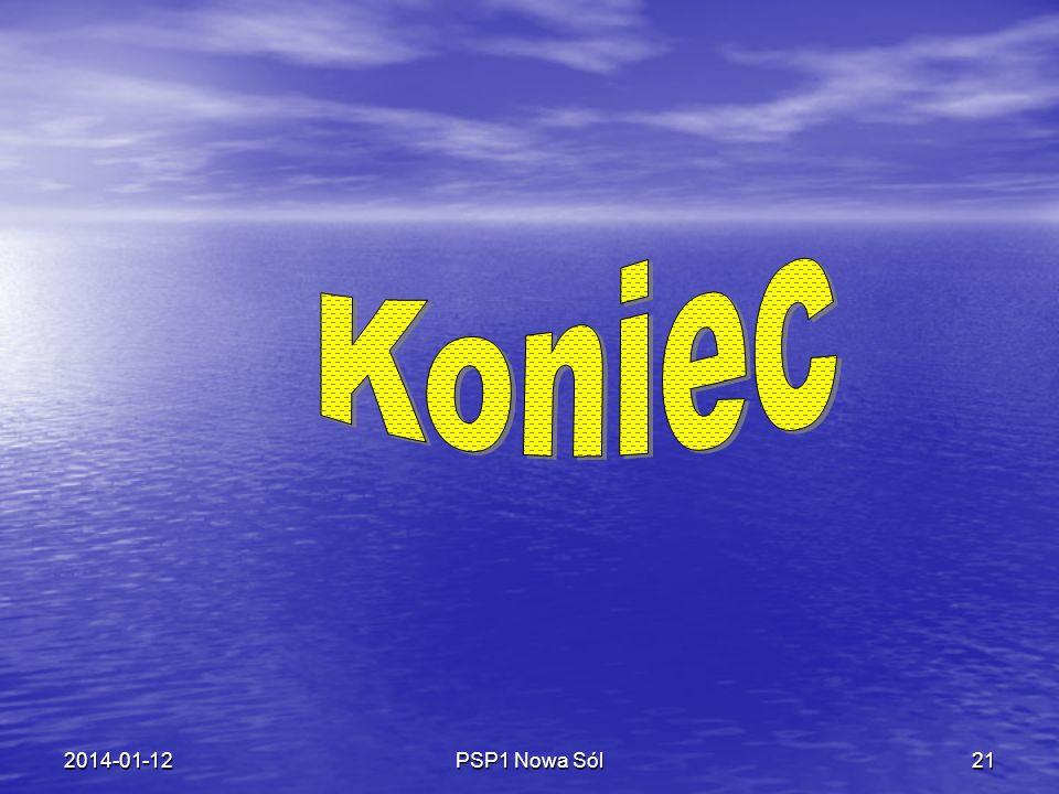 2014-01-12PSP1 Nowa Sól21