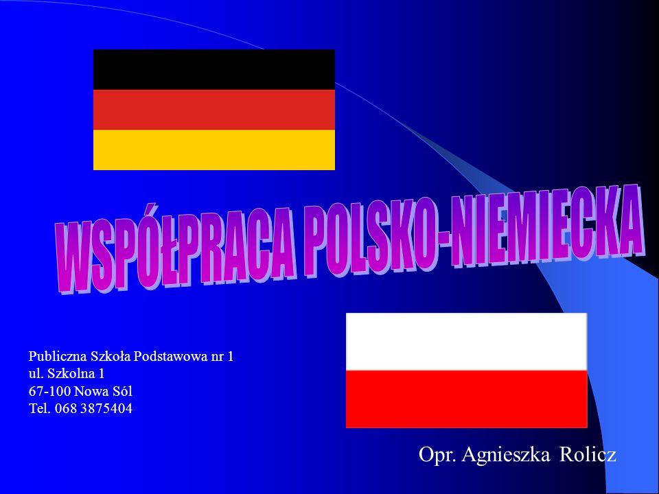 Opr.Agnieszka Rolicz Publiczna Szkoła Podstawowa nr 1 ul.
