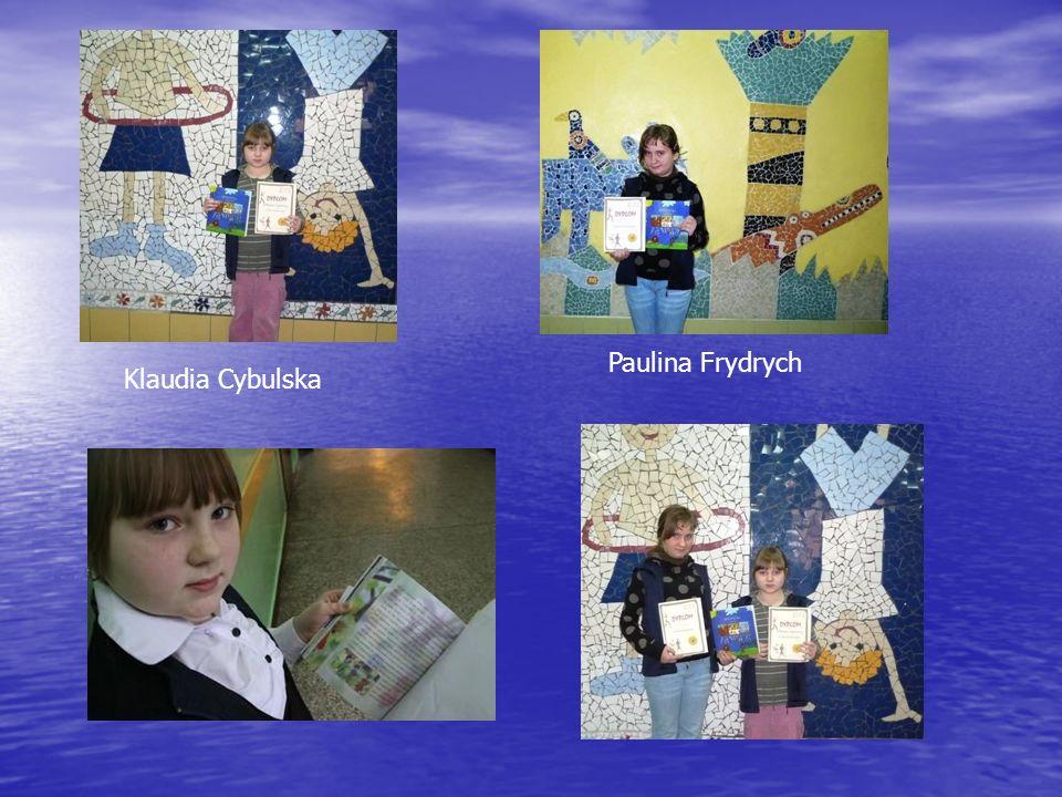 Klaudia Cybulska Paulina Frydrych