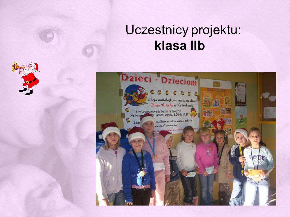 Pomoc dzieciom z Domu Dziecka w Kożuchowie prowadzona jest w naszej szkole od 1992 roku.
