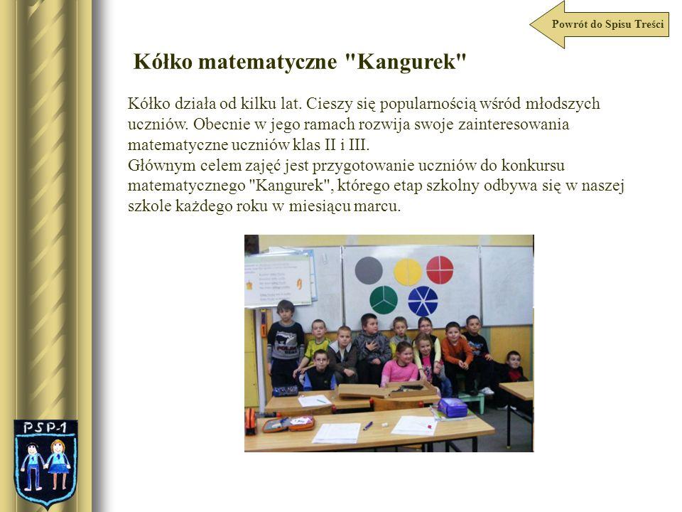 Powrót do Spisu Treści Kółka języka niemieckiego Uczniowie uczą się komunikowania z innymi osobami w najczęstszych sytuacjach życia codziennego.