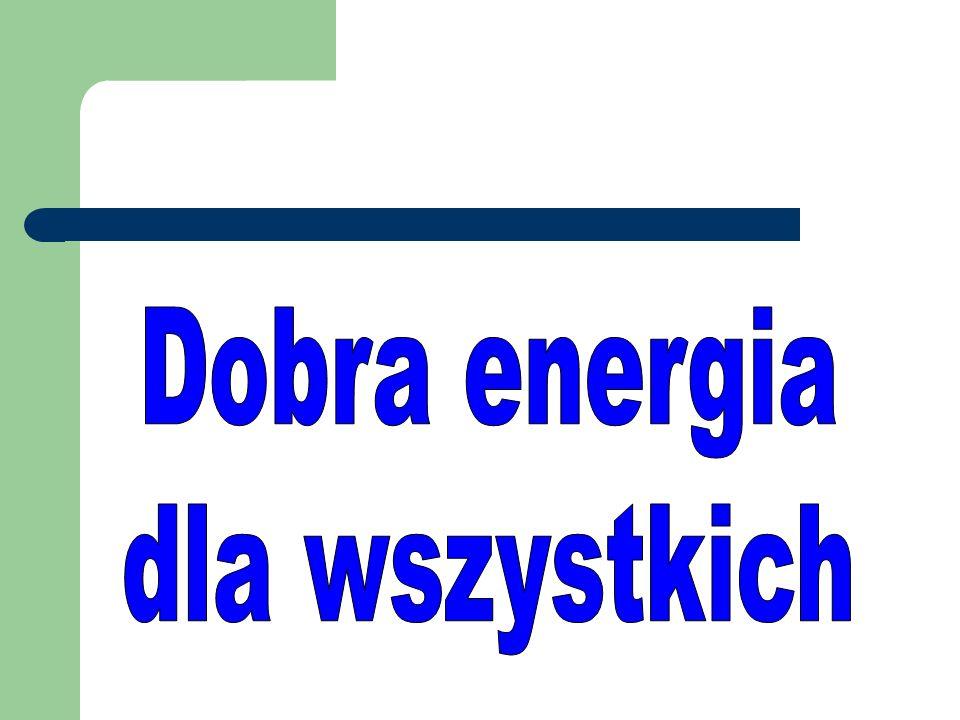 1.Tradycyjne źródła energii, czyli węgiel kamienny, gaz i ropa mają dwie podstawowe wady.