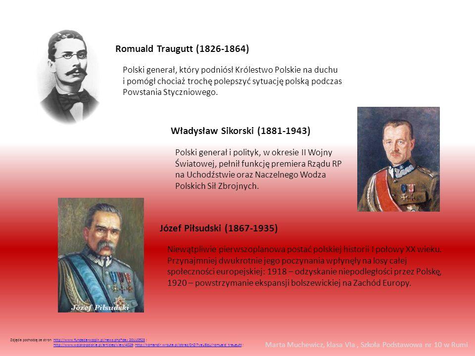 Niewątpliwie pierwszoplanowa postać polskiej historii I połowy XX wieku. Przynajmniej dwukrotnie jego poczynania wpłynęły na losy całej społeczności e