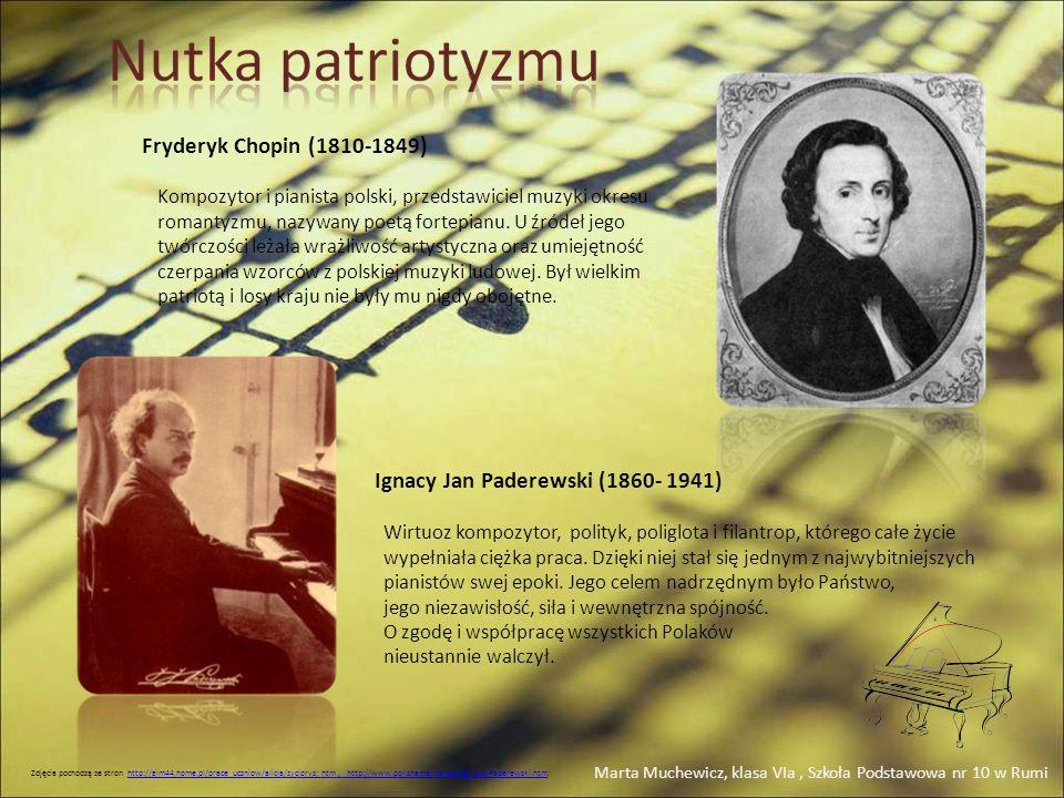 Wirtuoz kompozytor, polityk, poliglota i filantrop, którego całe życie wypełniała ciężka praca. Dzięki niej stał się jednym z najwybitniejszych pianis