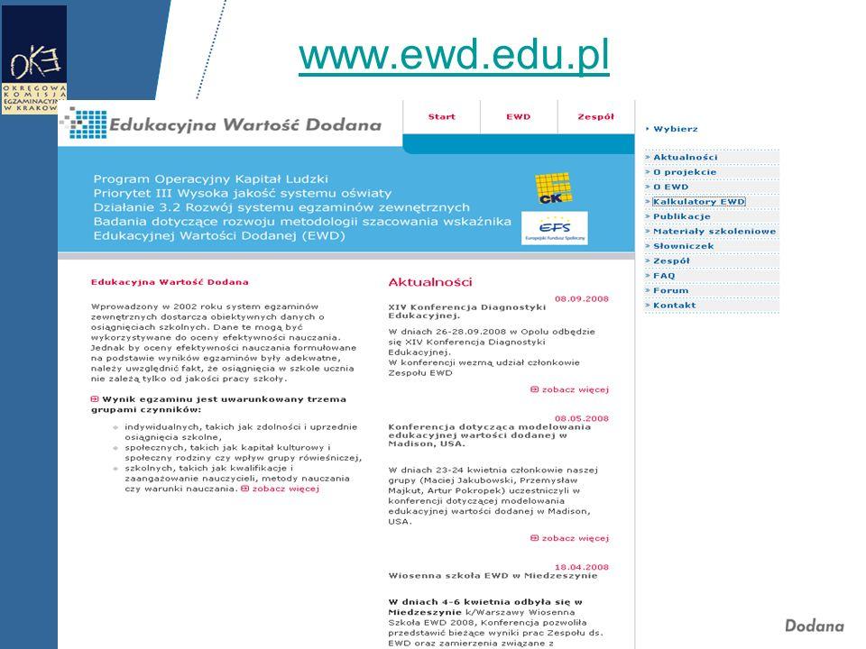 Materiały potrzebne do wykonania zadań 1.Zestawienie wyników egzaminów zewnętrznych w gimnazjach dla poszczególnych gmin w powiecie.