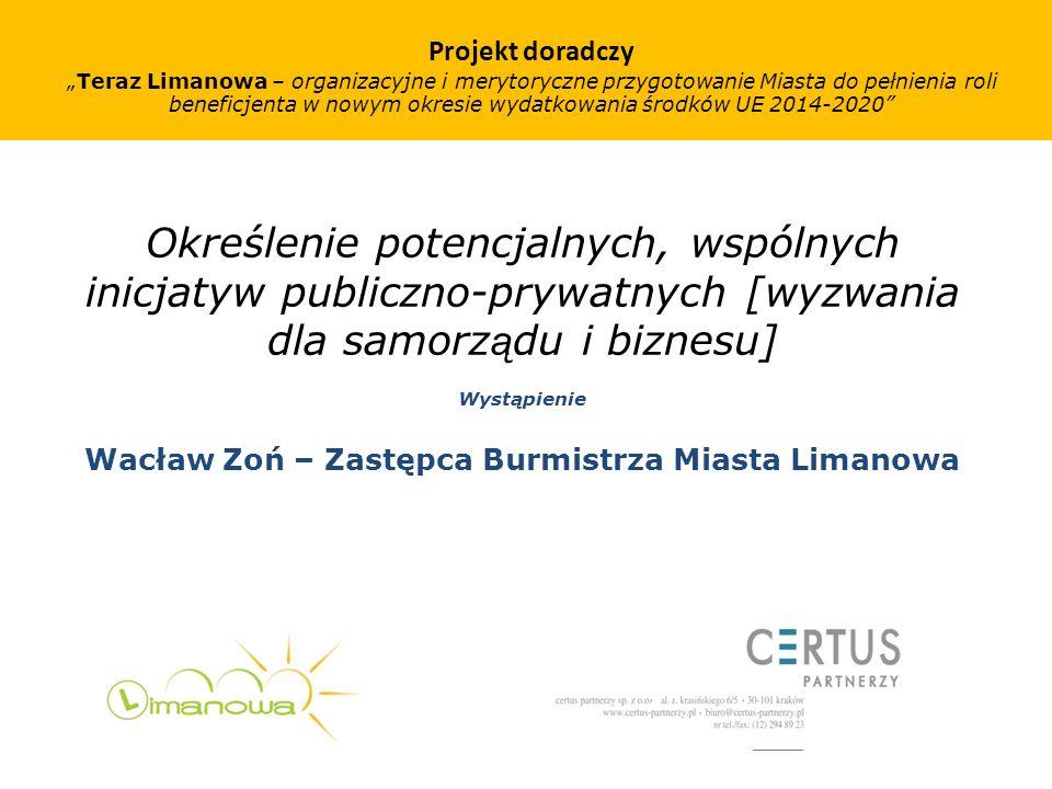 Możliwość współpracy 1.Wymiana informacji dotyczących planowanych przedsięwzięć – tworzenie wspólnej bazy potencjału 2.