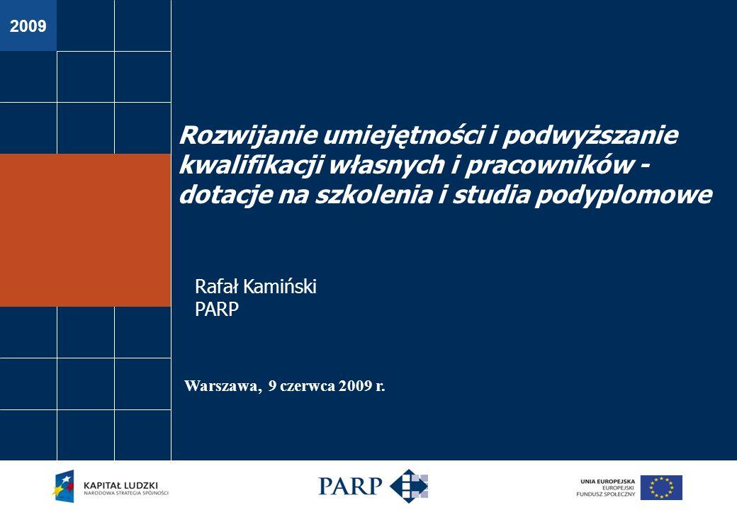 2009 Warszawa, 9 czerwca 2009 r.
