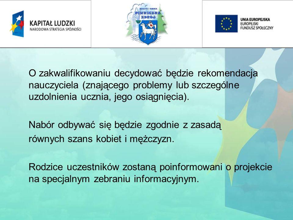DZIAŁANIA 1.Zarządzanie projektem. 2. Promocja projektu.