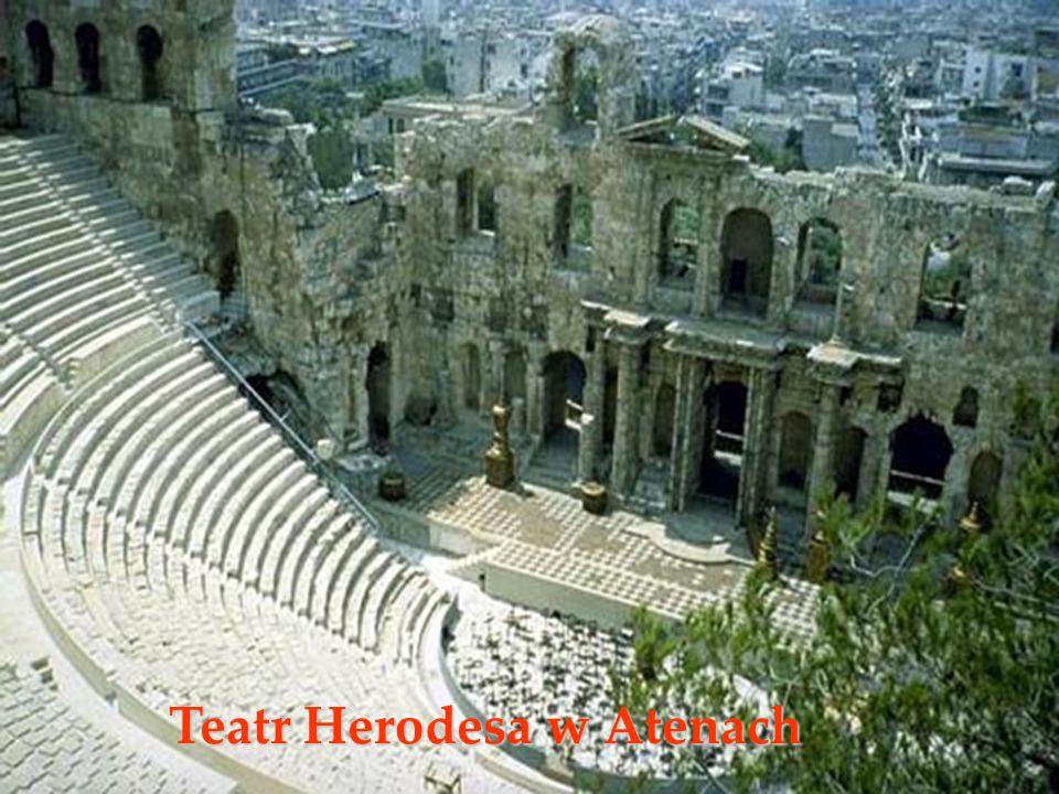 Teatr Herodesa w Atenach