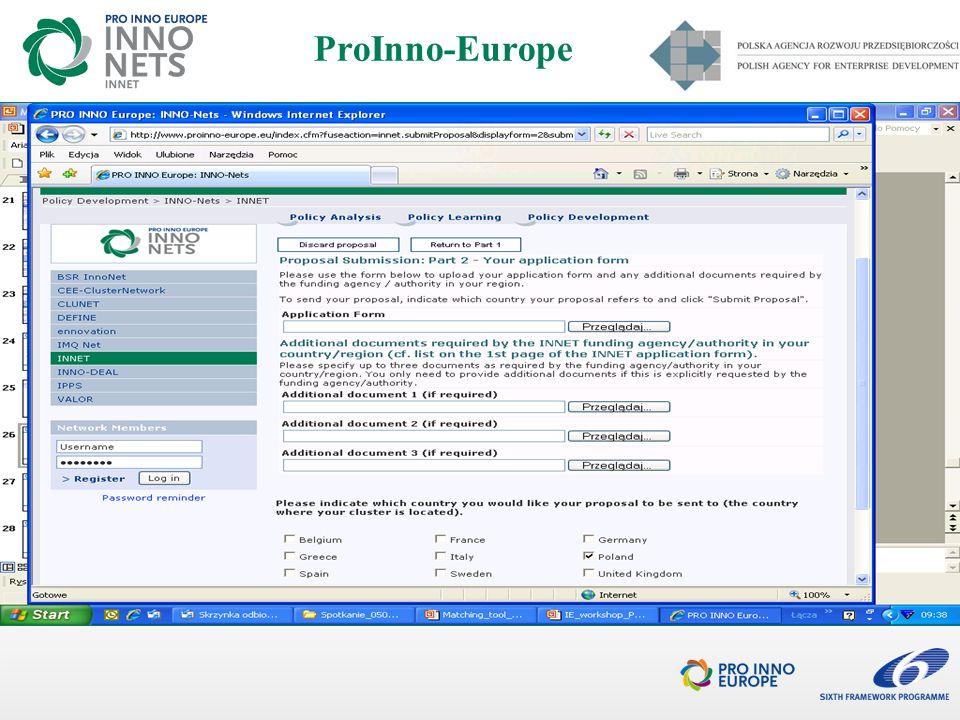 ProInno-Europe