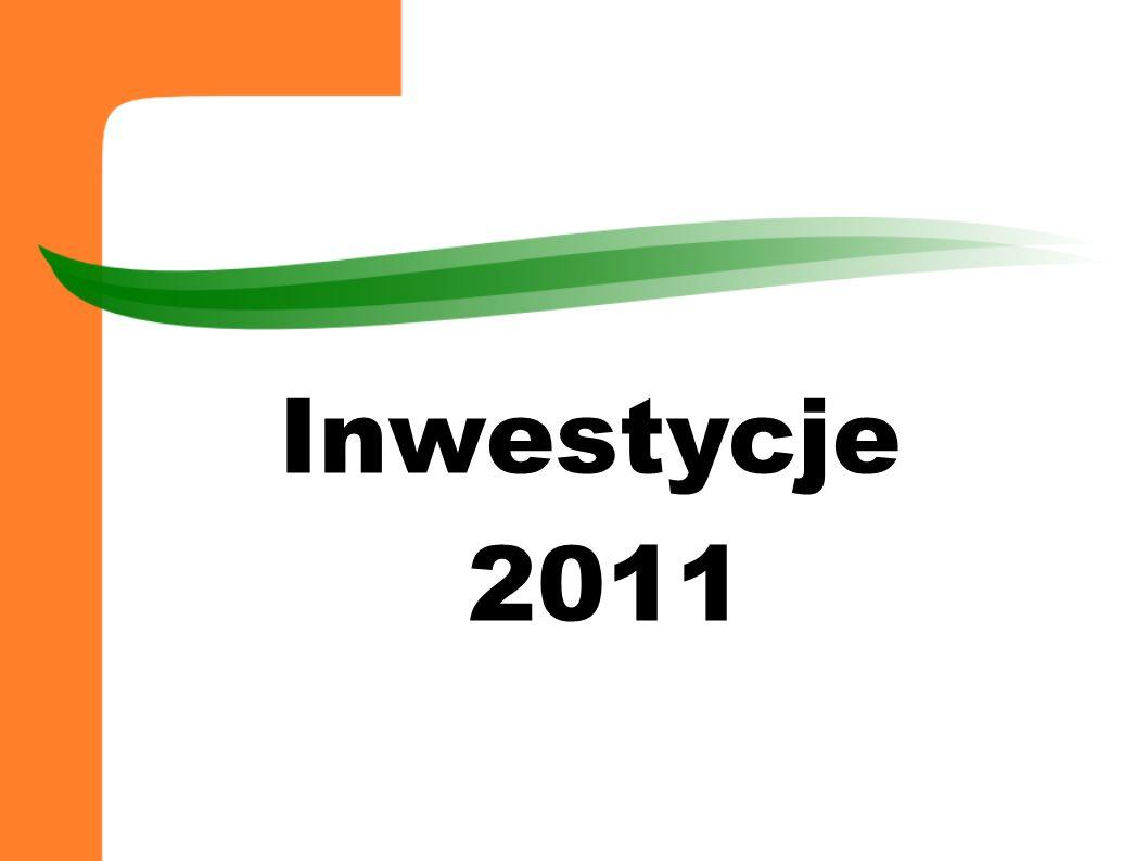 Inwestycje drogowe Wartość inwestycji 124 170 zł Środki pozyskane z Budżetu Państwa (środki powodziowe) 70 000 zł Odbudowa i przebudowa drogi Czeczotki na odcinku 400 mb