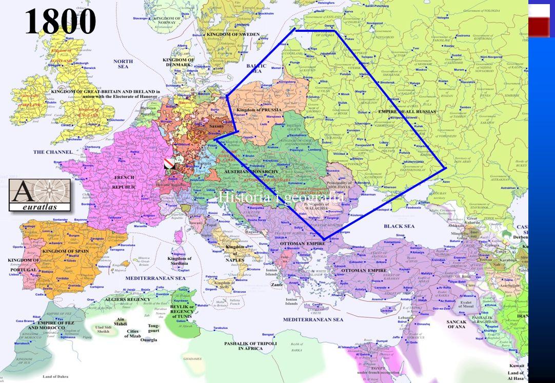 Ministerstwo Gospodarki 1800 Historia i geografia