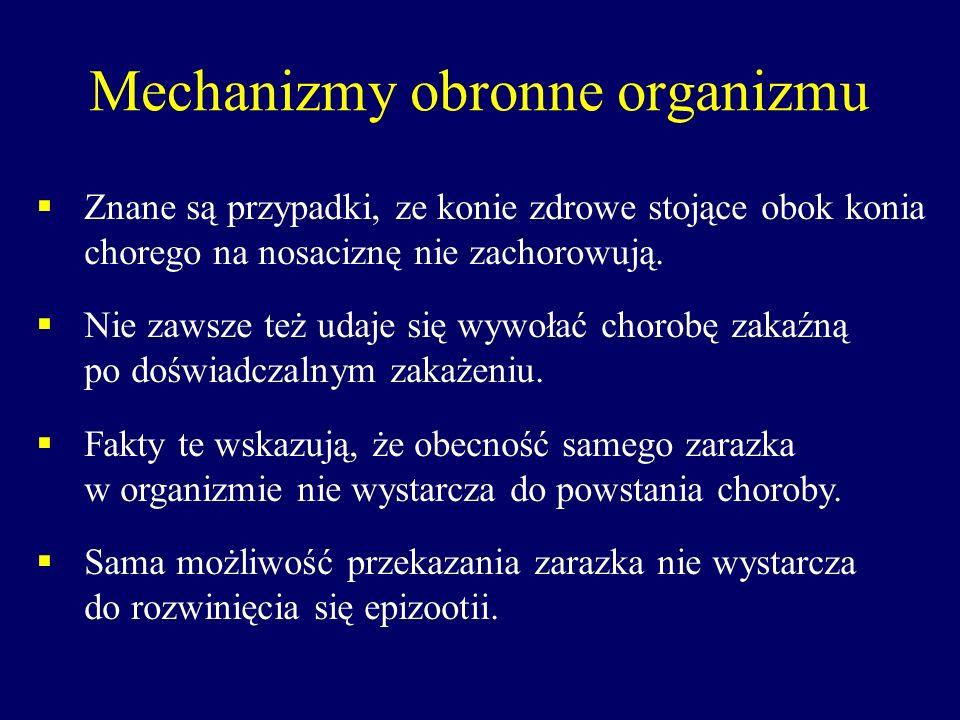 Mechanizmy obronne organizmu Poziom IgA