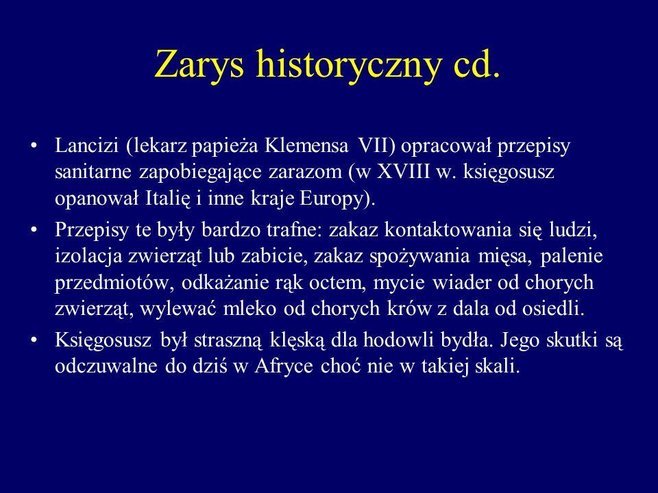 Zarys historyczny c.d.