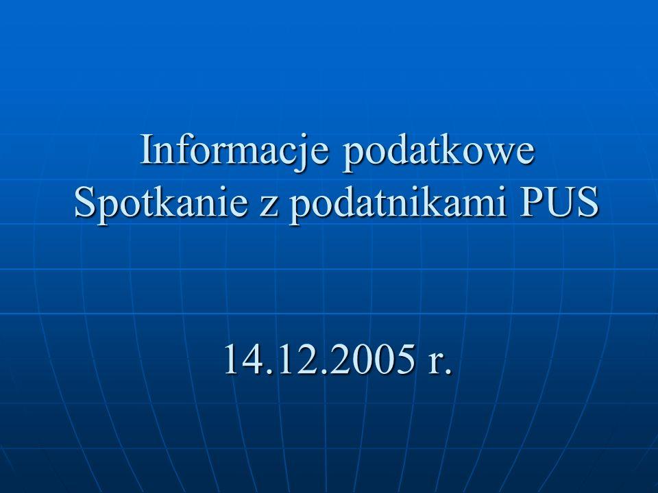 Dokumentacja transakcji Od 01.01.2001 r.w art. 9a ust.