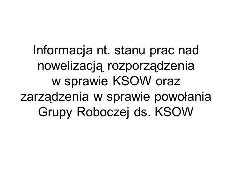Informacja nt.