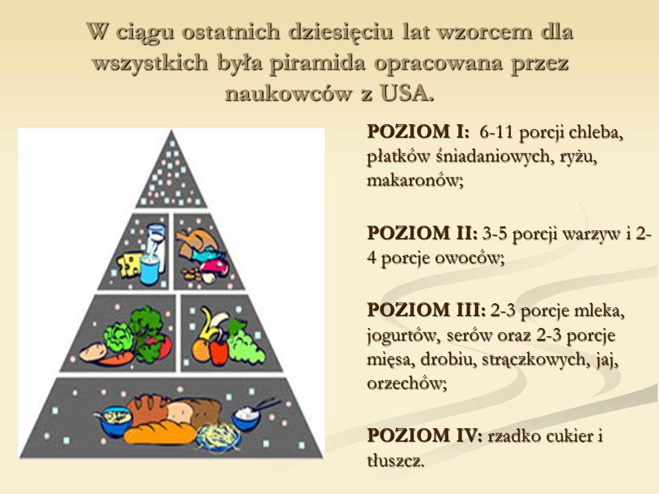 Nową piramidę żywienia opracowali naukowcy ze Szkoły Zdrowia Publicznego Uniwersytetu Harvarda w USA pod kierunkiem prof.
