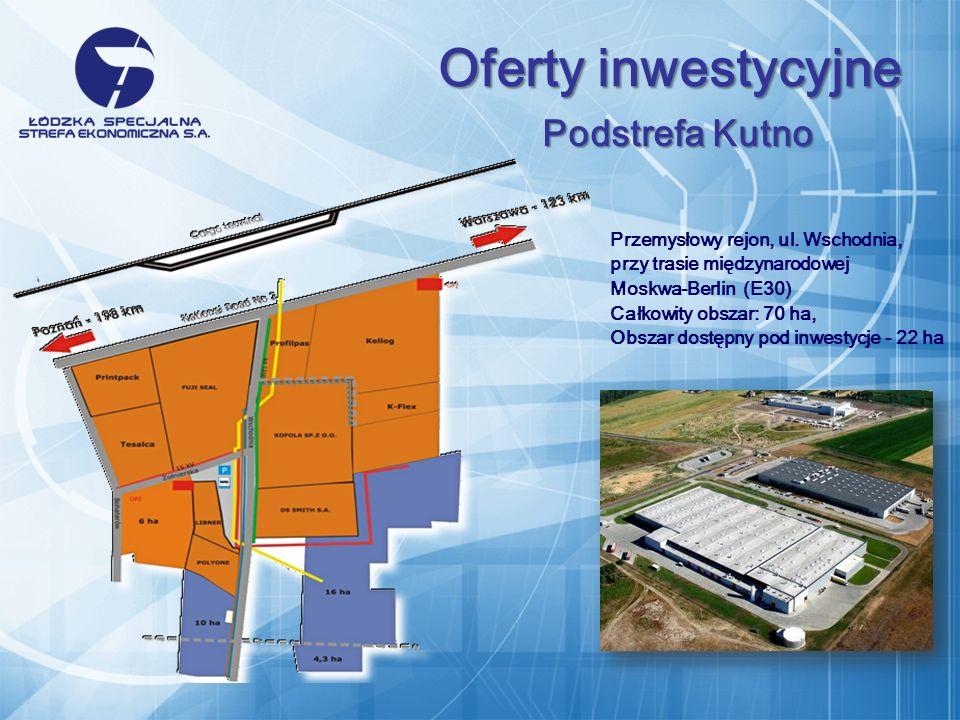 Przemysłowy rejon, ul.