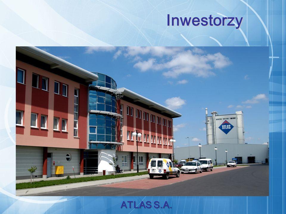 ATLAS S.A. Inwestorzy