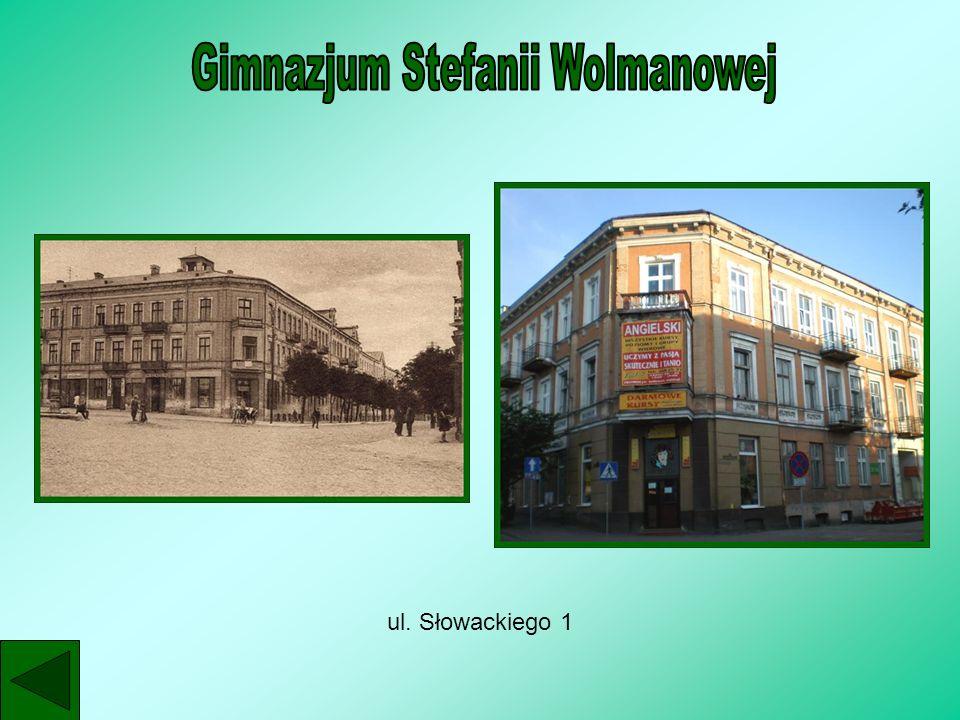 ul. Słowackiego 1