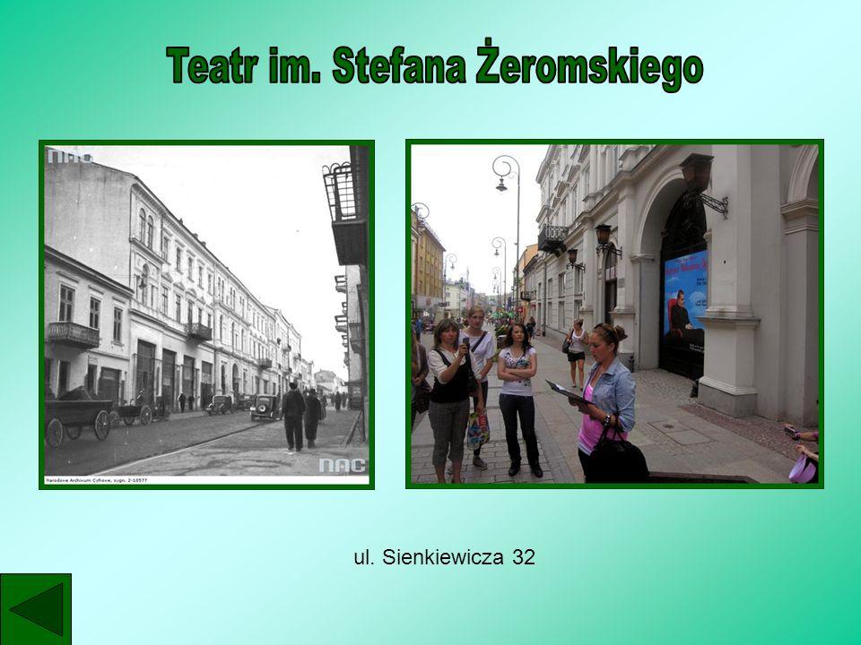 ul. Sienkiewicza 32