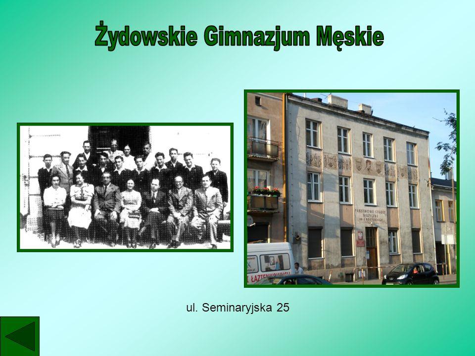 ul. Seminaryjska 25