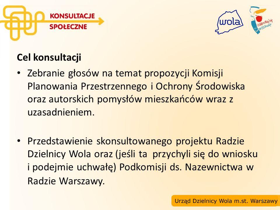 5 Termin i forma zbierania opinii mieszkańców Od 26 maja do 11 lipca 2011 r.