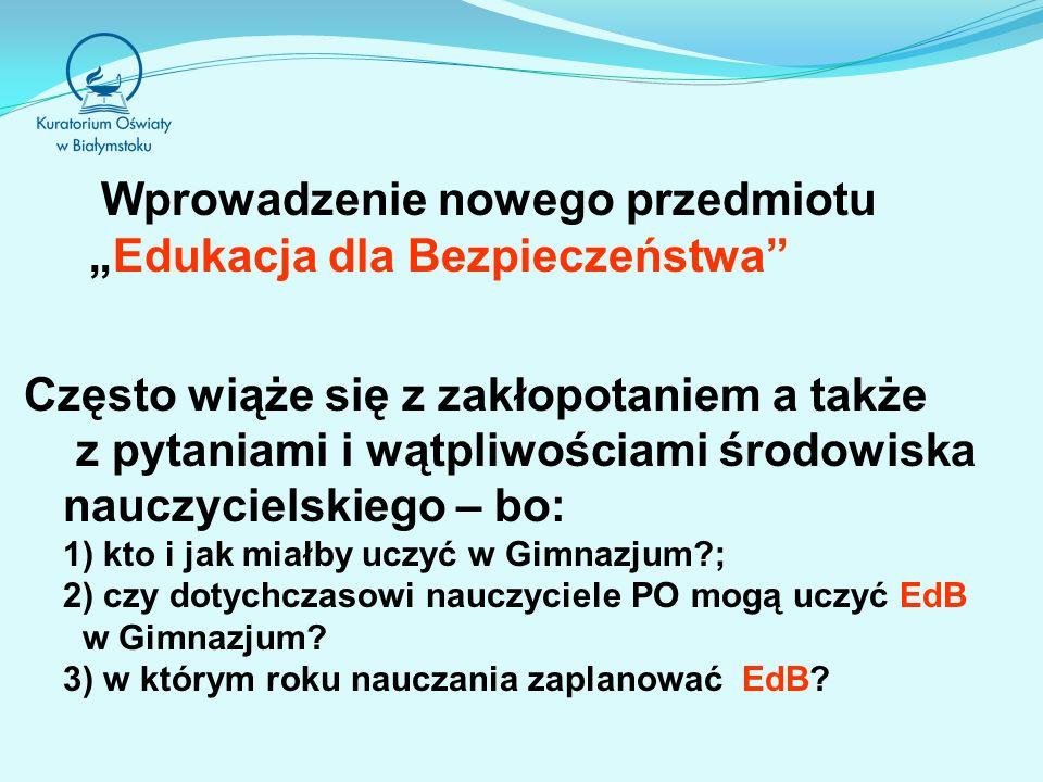 Rozporządzenie Ministra Edukacji Narodowej Rozporządzenie Ministra Edukacji Narodowej z dnia 23 grudnia 2008 r. w sprawie podstawy programowej wychowa