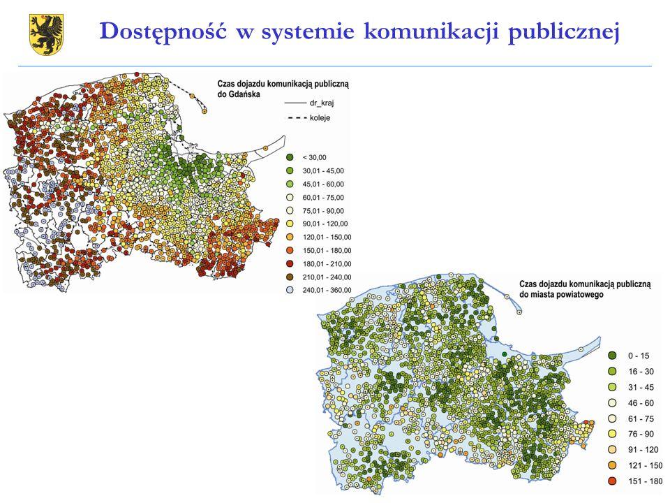 Dostępność w systemie komunikacji publicznej