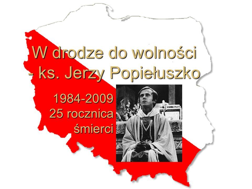 W drodze do wolności - ks.
