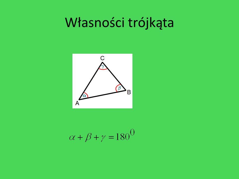 różnobocznyrówno- ramienny równo- boczny ostrokątny prostokątny rozwarto- kątny nie istnieje
