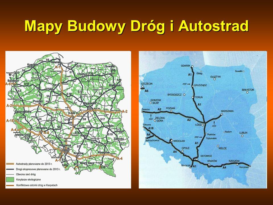 Inne Informacje Kierowcy od lat narzekają na zły stan polskich dróg i to że żadna droga nie została dokończona.